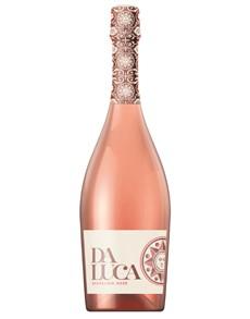 alcohol: DA LUCA SPARKLING ROSE 750ML !
