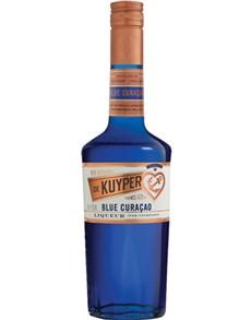 alcohol: DE KUYPER BLUE CURACAO 1L !