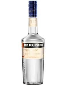alcohol: DE KUYPER CURACAO TRIPLE SEC 1L !