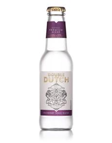 alcohol: DOUBLE DUTCH CRANBERRY TONIC 200ML !