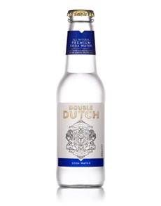alcohol: DOUBLE DUTCH SODA WATER 200ML !