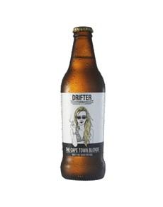 alcohol: DRIFTER CAPE TOWN BLONDE 330ML !