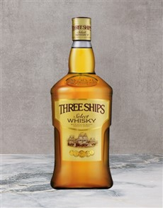 alcohol: Three Ships Select 750Ml!