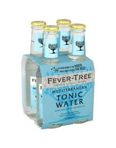 alcohol: FEVER TREE TONIC MEDITER 200ML !