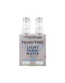 alcohol: FEVER TREE TONIC WATER LIGHT 200ML !