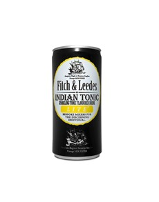 alcohol: FITCH & LEEDES INDIAN TONIC LITE CAN 200ML !