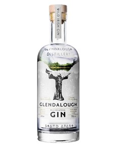 alcohol: GLENDALOUGH WILD BOTANICAL GIN 750ML !