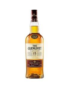 alcohol: GLENLIVET 15YR 750ML !