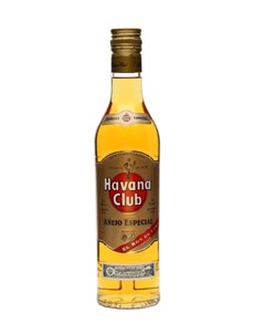 alcohol: HAVANA CLUB ANEJO ESPEC.750ML !