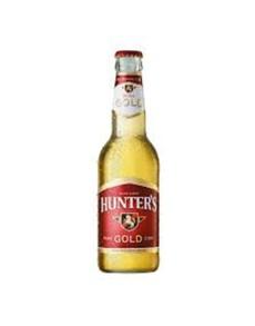 alcohol: HUNTERS GOLD NRB 330ML !