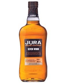 alcohol: JURA SEVEN WOOD 750ML !