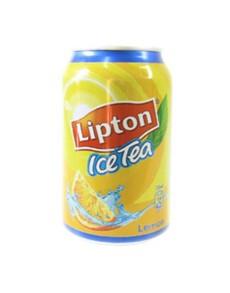 alcohol: LIPTON ICE TEA LEMON CAN 330ML !