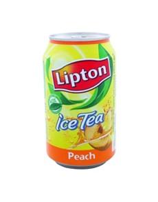 alcohol: LIPTON ICE TEA PEACH CAN 330ML !