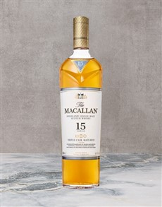 alcohol: Macallan 15Yr Fine Oak 750Ml!