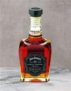 alcohol: Jack Daniels Single Barrel 750Ml!