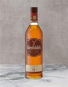 alcohol: Glenfiddich 15Yr SolRes.750Ml!