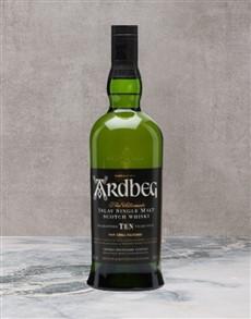 alcohol: Ardbeg 10 YO Single Malt 750Ml!