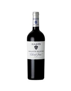 alcohol: RAATS CABERNET FRANC 750ML !