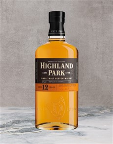 alcohol: Highland Park 12Yr 750Ml!
