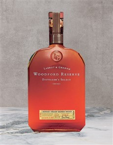 alcohol: Woodford Reserve 750Ml!
