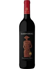 alcohol: SARONSBERG PROVENANCE SHIRAZ 750ML !