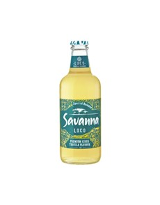 alcohol: SAVANNA LOCO NRB 330ML !