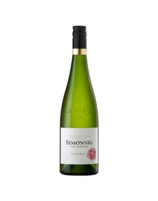 alcohol: SIMONSIG CHENIN BLANC 750ML !