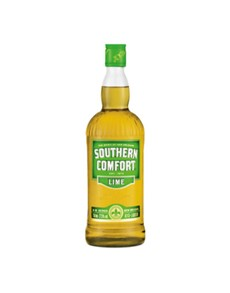 alcohol: SOUTHERN COMFORT LIME 750ML !