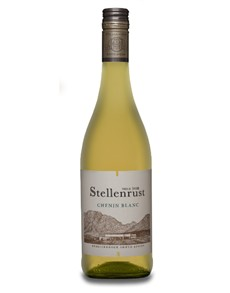alcohol: STELLENRUST CHENIN BLANC 750ML !
