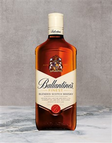 alcohol: Ballantines Whisky 750Ml!