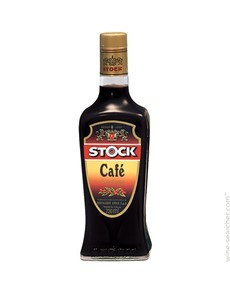 alcohol: STOCK CAFFE LIQUOR 750ML !