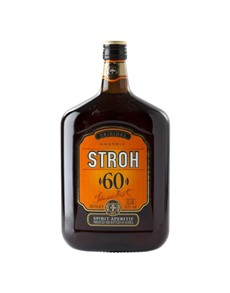 alcohol: STROH RUM 60 Percent 500ML !