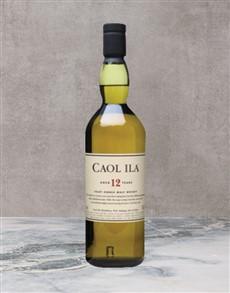 alcohol: Caol Ila 12Yr 750Ml!