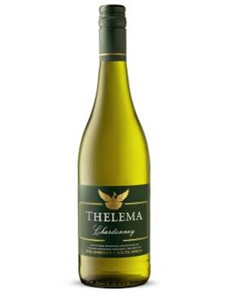 alcohol: THELEMA CHARDONAY 12 750ML !