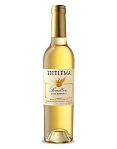 alcohol: THELEMA SEMILLON LATE HARVEST 375ML !