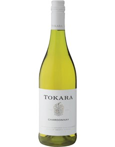 alcohol: TOKARA CHARDONNAY 750ML !