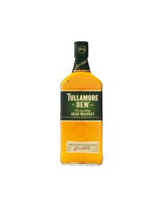 alcohol: TULLAMORE DEW 750ML !