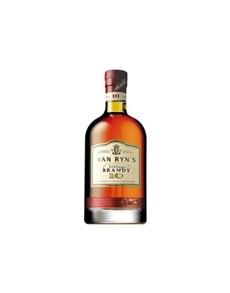 alcohol: VAN RYNS 10YR 750ML !