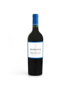 alcohol: WARWICK FIRST LADY (CABSAUV)750ML !