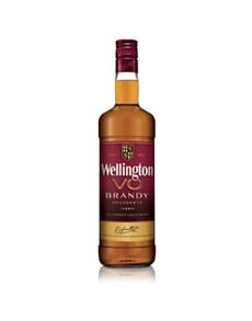 alcohol: WELLINGTON VO BRANDY 750ML !