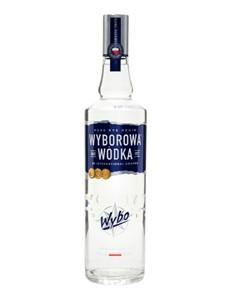 alcohol: WYBOROWA VODKA !