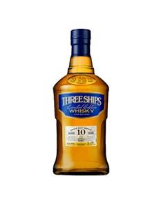 alcohol: Three Ships 10Yo Single Malt 750Ml!