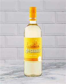 alcohol: 4TH STREET NAT. SWEET WHITE 750ML X1!