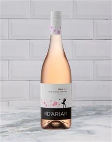 alcohol: D ARIA HAMPTON & CO ROSE 750ML X1!