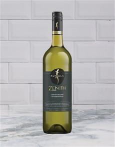 alcohol: KUMALA ZENITH CHENINCHARDONNAY 750ML X1!