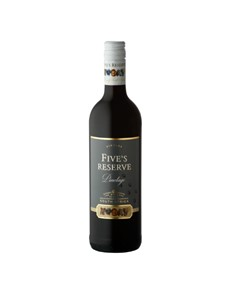 alcohol: VAN LOVEREN PINOTAGE FIVES RES.750ML X1!