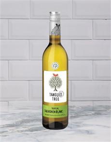 alcohol: TANGLED TREE SAUVBLANC 750ML X1!