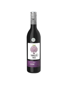 alcohol: TANGLED TREE SPICY SHIRAZ 750ML X1!