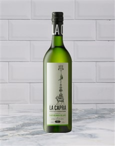alcohol: FAIRVIEW LA CAPRA SAUVBLANC 750ML X1!