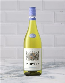 alcohol: FAIRVIEW LA CAPRA CHENIN BLANC 750ML X1!